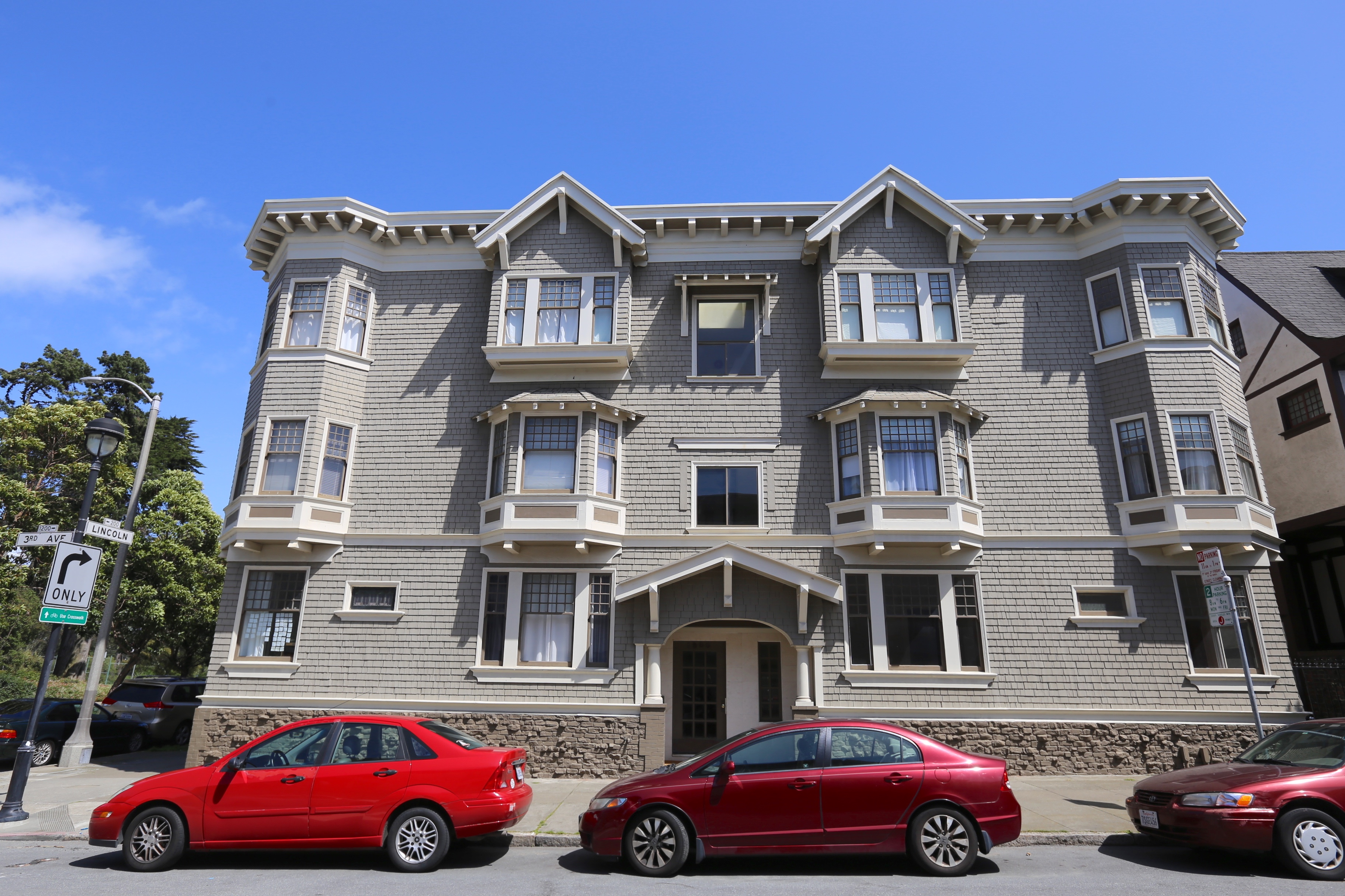 Inner Sunsetucsf Edwardian Apartment Nr Golden Gate Park Shops
